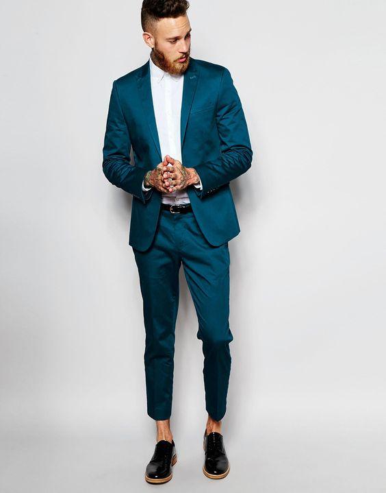 Trendy svadobné obleky - Obrázok č. 30