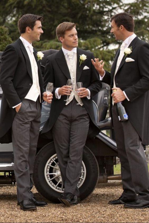 Trendy svadobné obleky - Obrázok č. 34