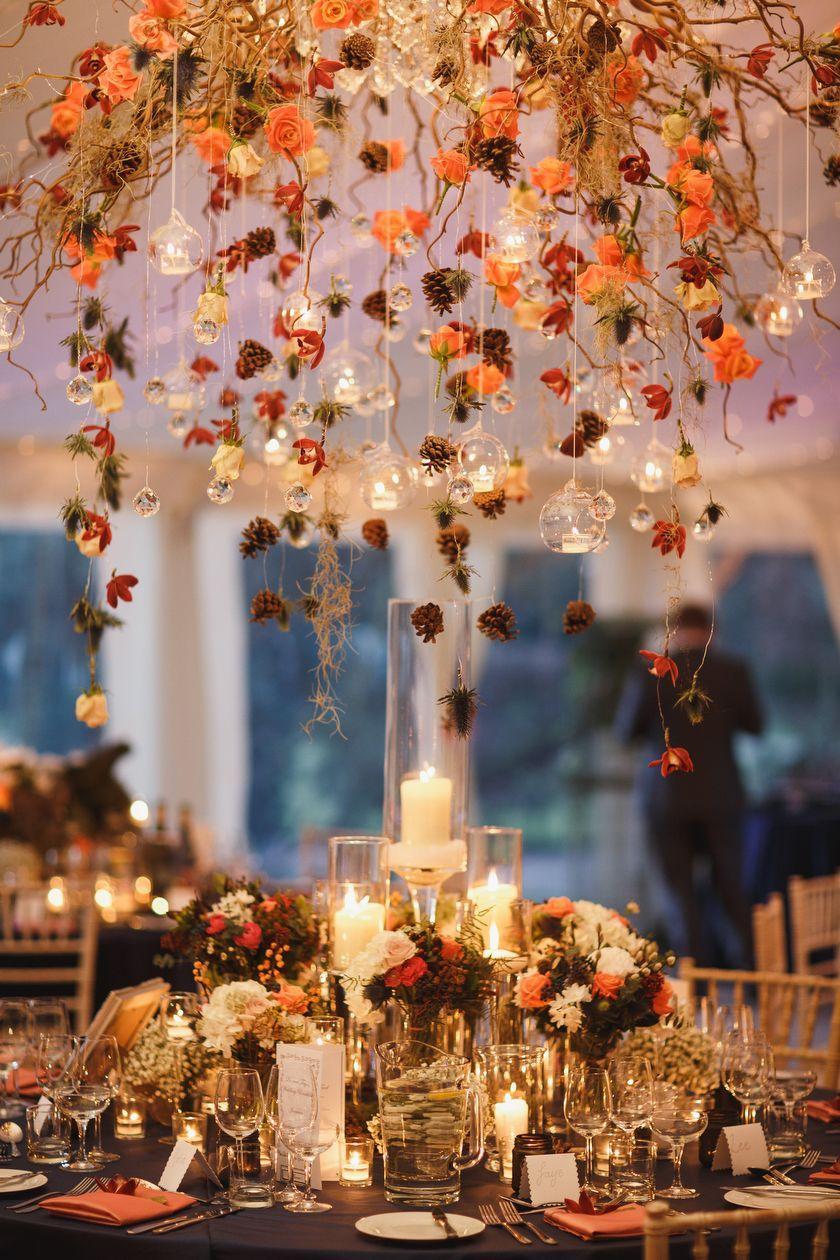 8 skvelých tipov pre jesennú svadobnú výzdobu - Obrázok č. 2