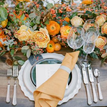 8 skvelých tipov pre jesennú svadobnú výzdobu - Obrázok č. 3
