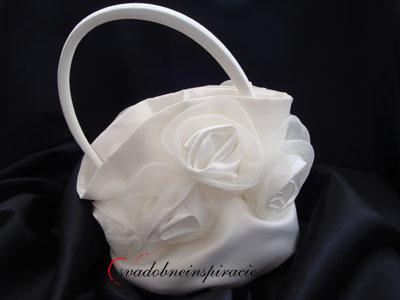 Svadobná kabelka OPHELIA - Obrázok č. 1