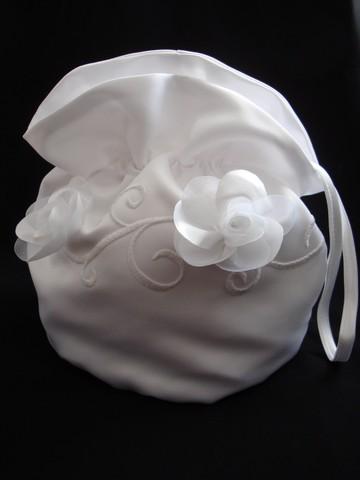 Svadobná kabelka FIORELLA - Obrázok č. 1