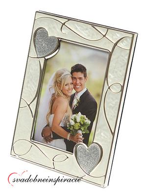 Svadobné fotorámiky  - Obrázok č. 1