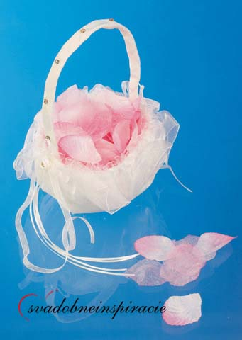 Košíček na lupienky ruží  - Obrázok č. 4