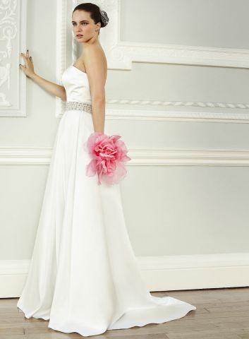 Exkluzívne svadobné šaty z UK - Obrázok č. 1