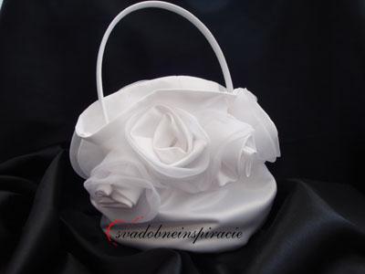 Svadobná kabelka OPHELIA - Obrázok č. 2