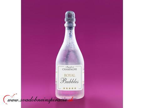 """Bublifuky """"Šampanské"""" (24 ks v balení) - Obrázok č. 1"""