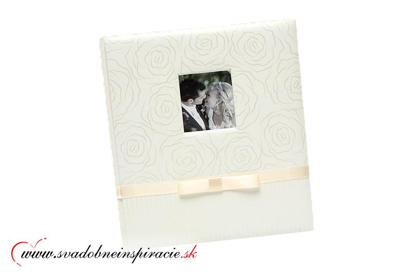 Svadobný fotoalbum HEIDI Classic (100 strán)  - Obrázok č. 1