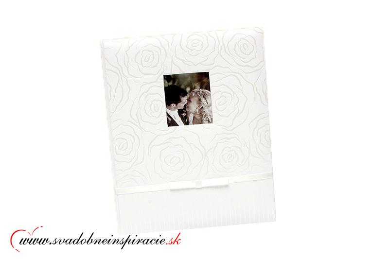 Svadobný fotoalbum HEIDI Classic (100 strán)  - Obrázok č. 2