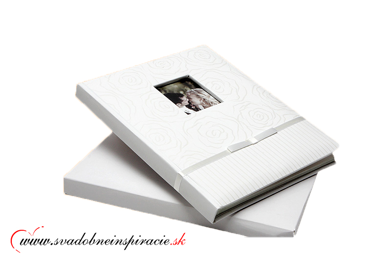 Svadobný fotoalbum HEIDI Classic (100 strán)  - Obrázok č. 3