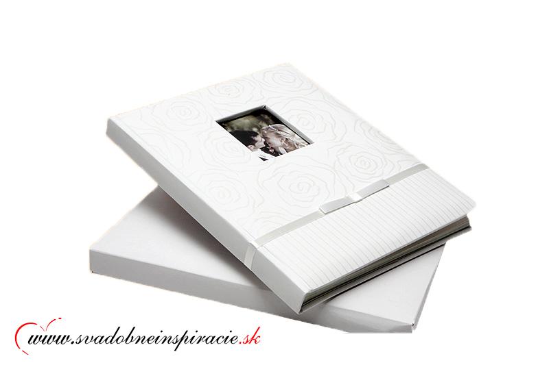 Svadobný fotoalbum HEIDI Classic (40 strán)  - Obrázok č. 1