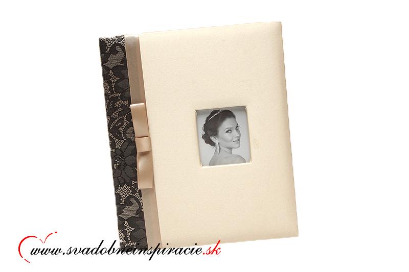 Svadobný fotoalbum SOPHIA Darčekové balenie  - Obrázok č. 1