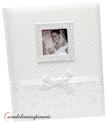 Svadobný fotoalbum ANNA Classic (60 strán) - Obrázok č. 3