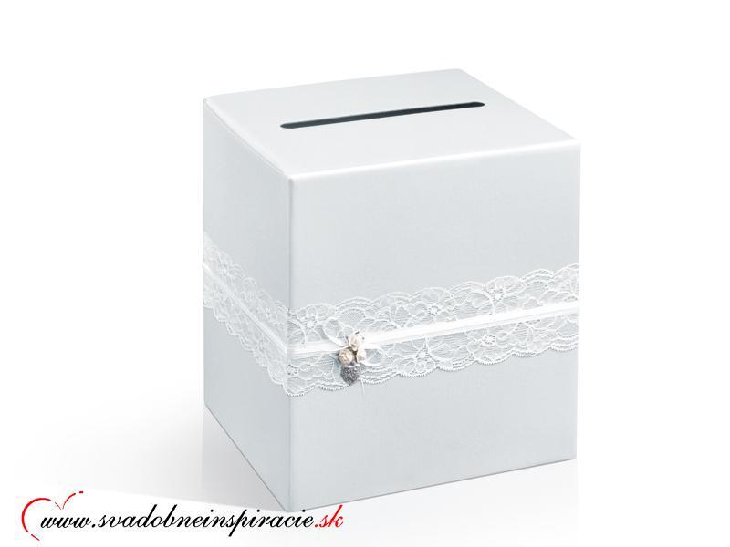 Krabička na telegramy VICTORIA - Obrázok č. 1