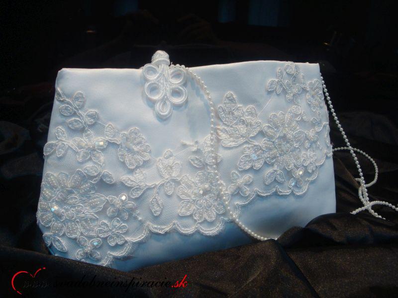 Svadobná kabelka NICOLETTA - Obrázok č. 1