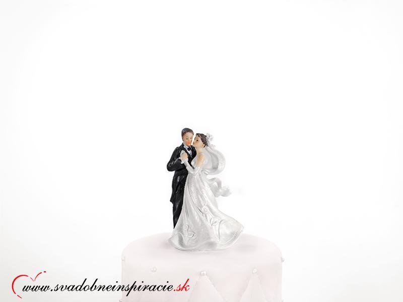 Postavička na svadobnú tortu - Prvý tanec - Obrázok č. 1