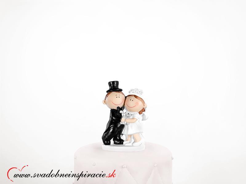 Postavička na svadobnú tortu - Prvý prípitok - Obrázok č. 1