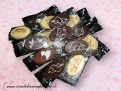 Mini svadobné čokoládky (150 ks),
