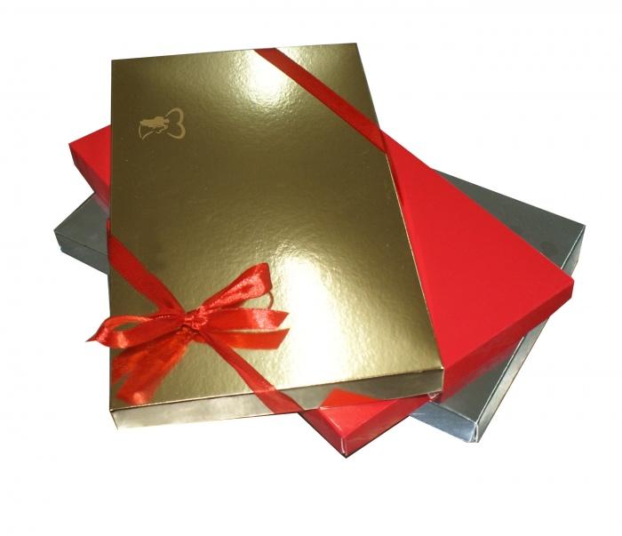 Poďakovanie pre rodičov - Čokoládová bonboniérka - Obrázok č. 3