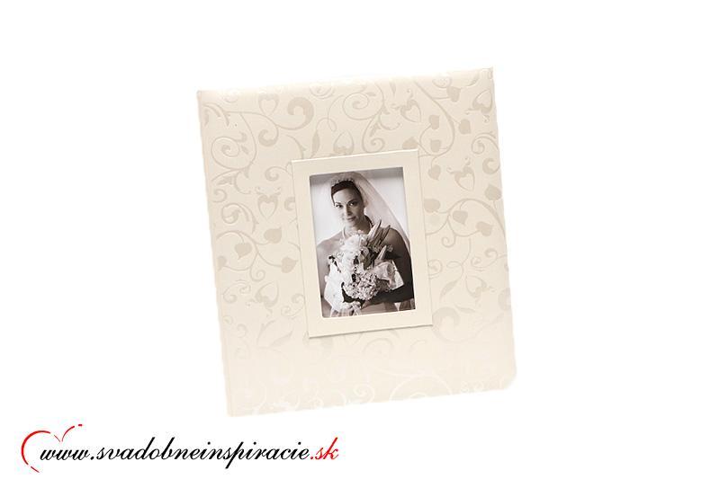 Svadobný fotoalbum SIMONE Classic (100 stranový) - Obrázok č. 1