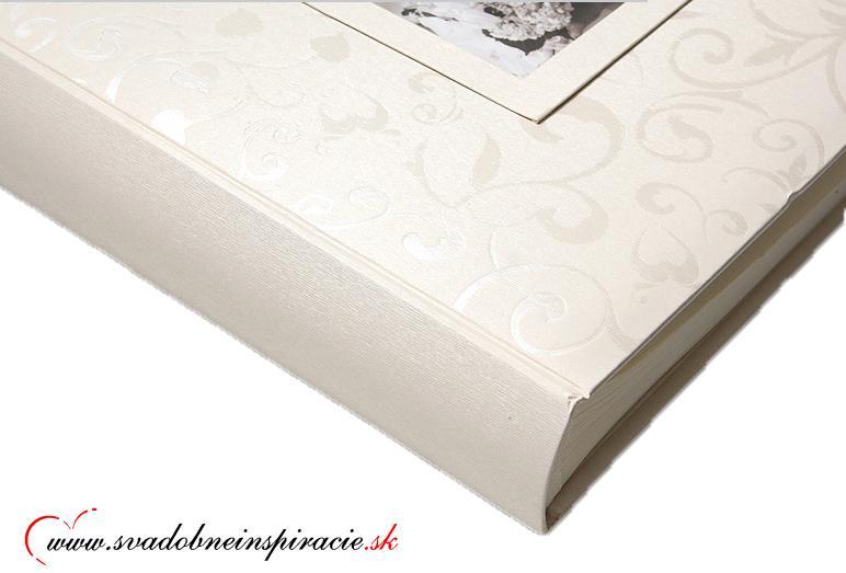 Svadobný fotoalbum SIMONE Classic (100 stranový) - Obrázok č. 2
