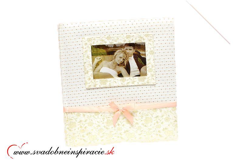 Svadobný fotoalbum ANNA Classic (100 stranový) - Obrázok č. 1