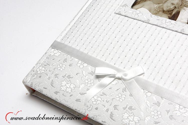 Svadobný fotoalbum ANNA Classic (100 stranový) - Obrázok č. 3