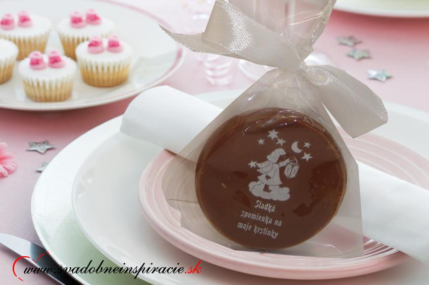 "Čokoládka na KRST ""DUKÁTIK"" - Obrázok č. 3"