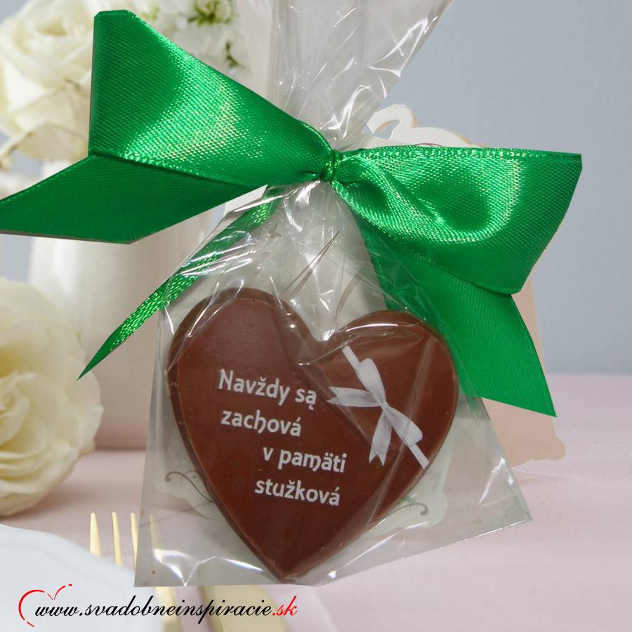 Čokoládka na STUŽKOVÚ - Obrázok č. 1