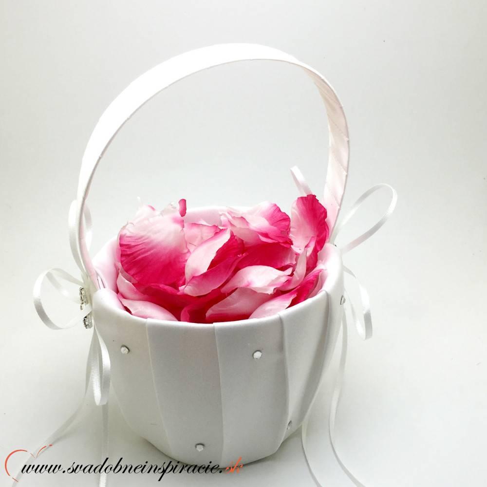 Lupene ruží - smotanovo-ružové - Obrázok č. 2