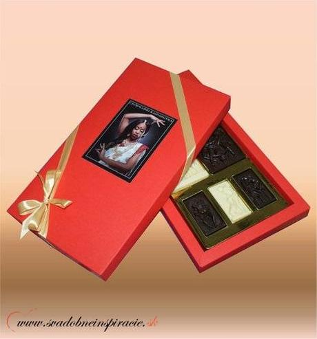 Čokoládová bonboniérka KAMASUTRA - Obrázok č. 1