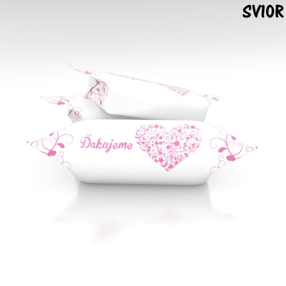 Svadobné krovky s nápisom (1 kg) - Obrázok č. 4