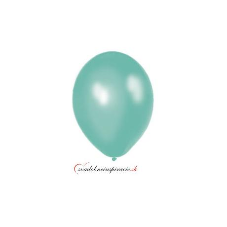 Balóny perleťové - MENTOLOVÉ (20 ks)  - Obrázok č. 1