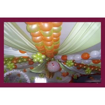 Páska na balónové girlandy (5 m)  - Obrázok č. 1