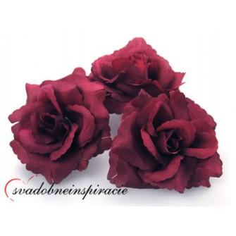 Prilepovacie ružičky - rôzne farby (24 ks) - Obrázok č. 2