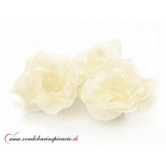 Prilepovacie ružičky - rôzne farby (24 ks) - Obrázok č. 4