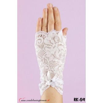 Dievčenské rukavičky K-59 - Obrázok č. 1
