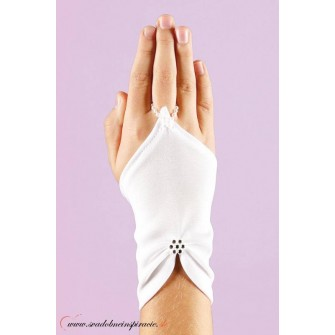 Dievčenské rukavičky K-60 - Obrázok č. 1