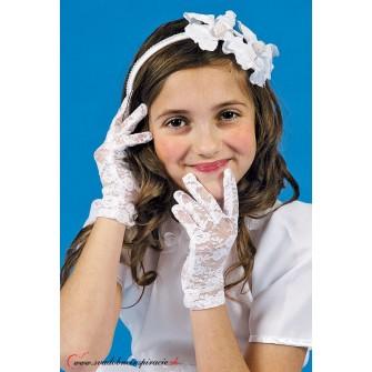 Dievčenské rukavičky K-70 - Obrázok č. 1