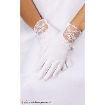 Dievčenské rukavičky K-85 - Obrázok č. 1