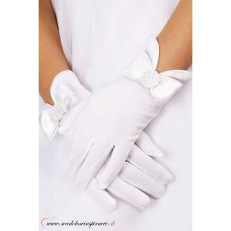 Dievčenské rukavičky K-86 - Obrázok č. 1