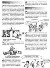 Svatebni noviny str.1 - + drobná cenzura(ta podivně bílá místa) :-)