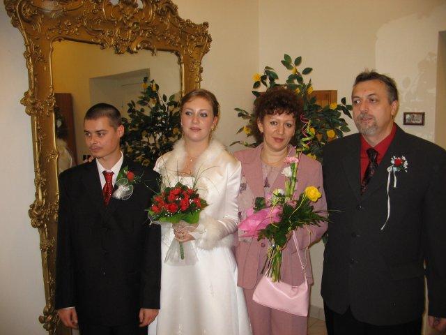 Miroslava{{_AND_}}Eduard - my a moji rodičia