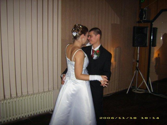 Miroslava{{_AND_}}Eduard - prvý manželský tanec