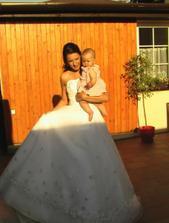 s nejmladším svatebčánkem