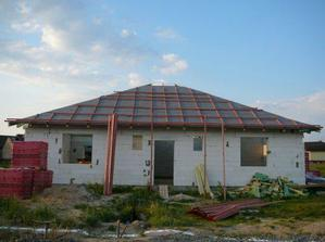 .. červen 2007 - střecha I. ..