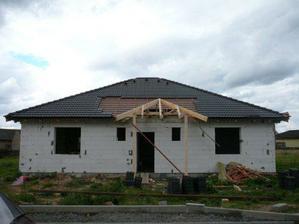 .. červen 2007 - střecha II. ..