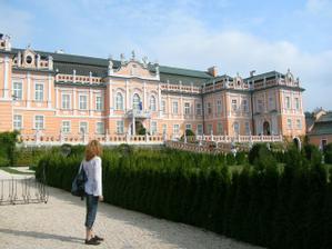 28.9.2006 bylo na zámku moc krásně...