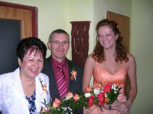 Já s rodiči Jariho