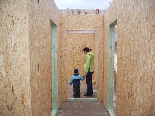 Nas dom - chodba a detske izby